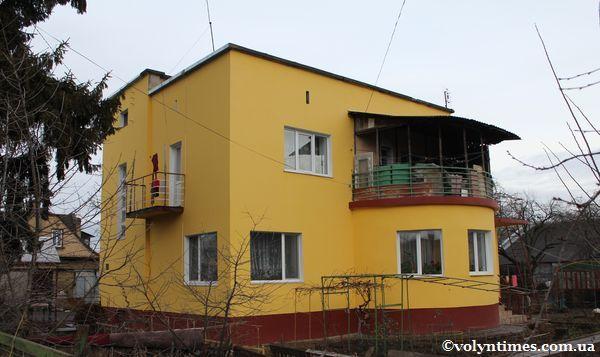 """Будинок в стилі """"конструктивізм"""" поч. ХХ ст. на вулиці Офіцерській"""