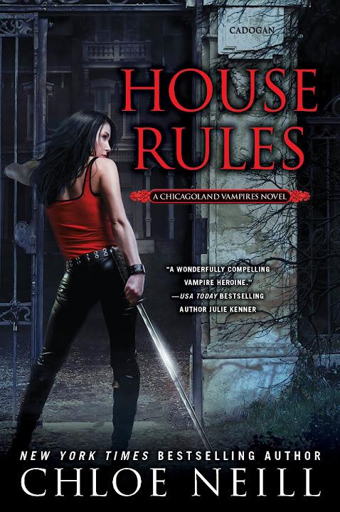 Saga Chicagoland Vampires [Chloe Neill] [inglés] House%20Rules