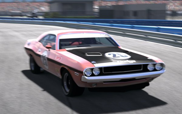Dodge Challenger R/T RM '70