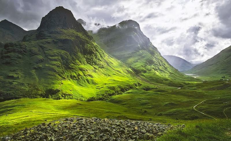 Escocia paisajes visitas