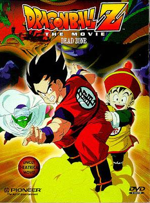Dragon Ball Z Online Filme 01: Devolva o meu Gohan Dublado