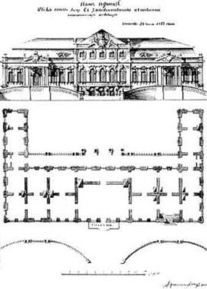 история планировки города тверь