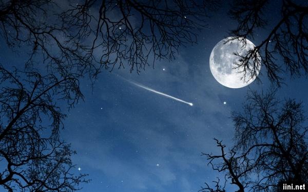 1001 ảnh Mặt Trăng đẹp, ánh Trăng trong đêm (có thơ ngắn hay)