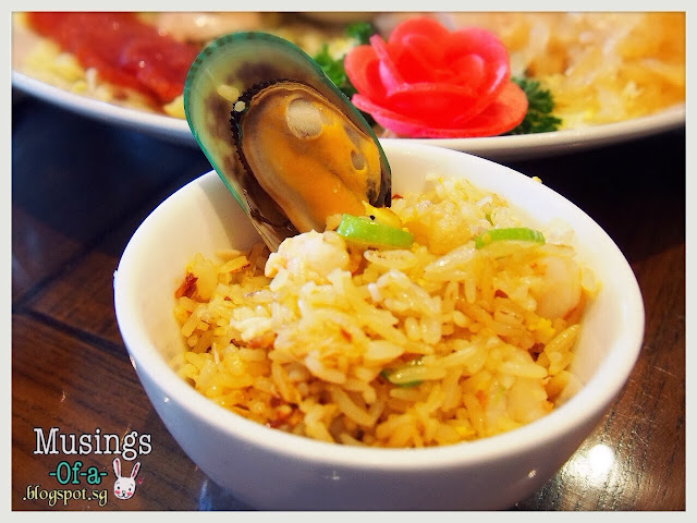 Soup Restaurant (三盅两件), Vivocity