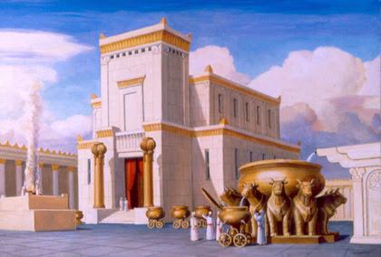 Первый Иерусалимский храм, Храм Соломона. Экскурсия по Иерусалиму.