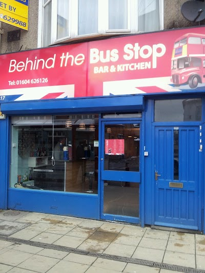 Behind The Bus Stop Bar & Kitchen
