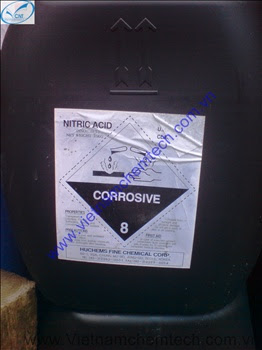 Nitric acid - HNO3 - Korea - 68% - 35kg