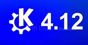 KDE 4.12