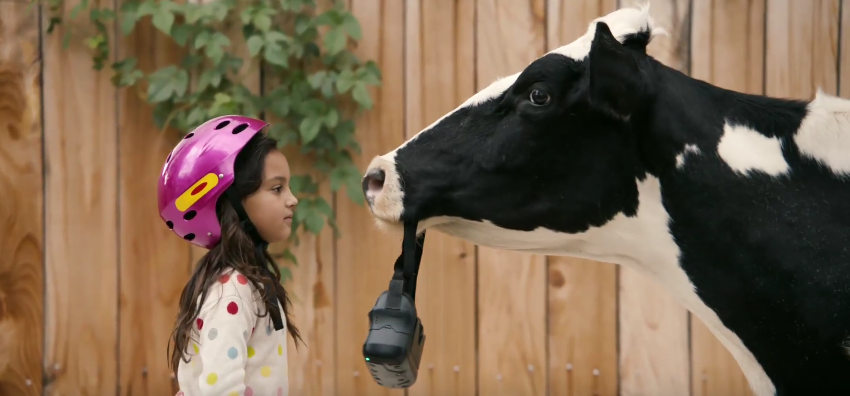 CowzVR: The Chick-fil-A Cows Are Back and this Time They Are Wearing VR Headsets