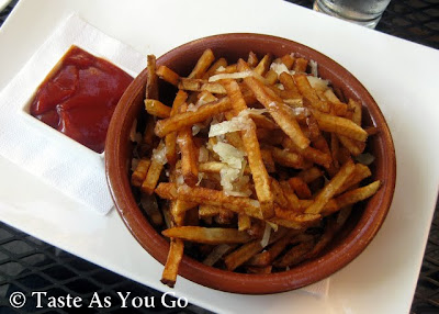 Papas a la Francesa at Tapas on Main in Bethlehem, PA - Photo by Taste As You Go