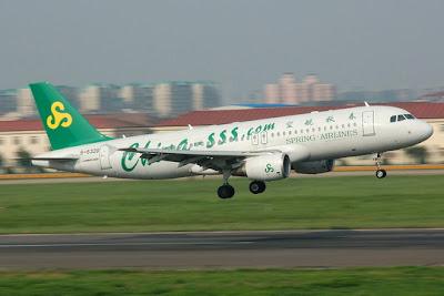 中国の格安航空会社がブラックリスト作成 苦情を入れた乗客の搭乗拒否