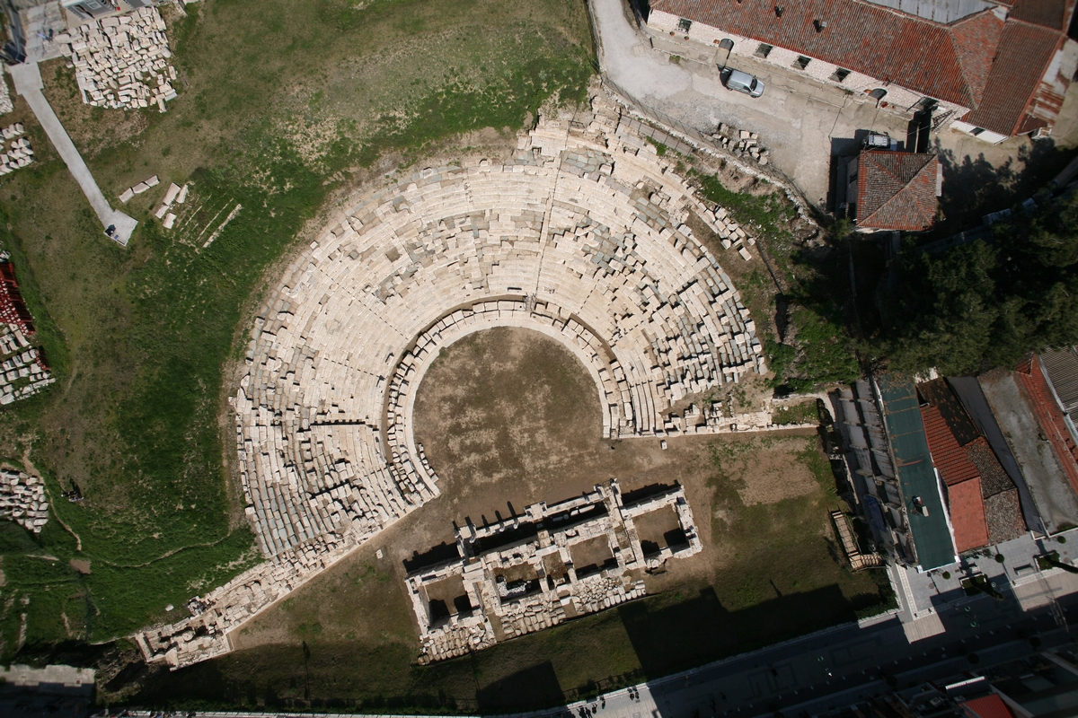 Heritage: Ancient theatre of Larissa opens to public after 20 centuries