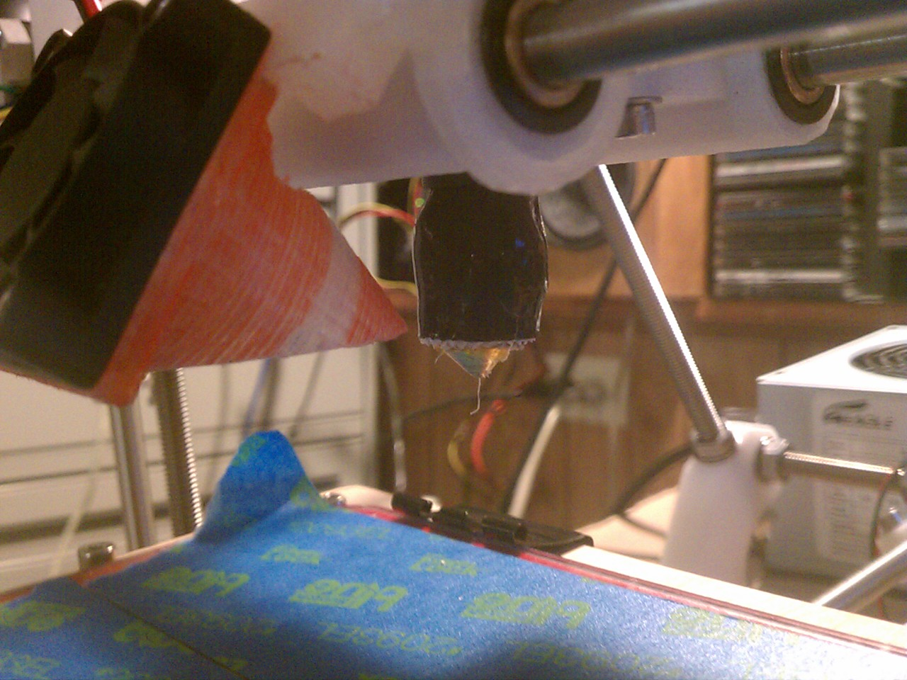 One of the suggestions to me to improve my print quality was to add a fan that blows…
