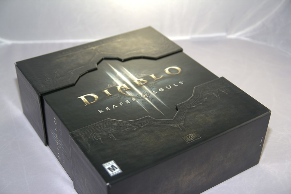Đập hộp Diablo 3: Reaper of Souls - Ảnh 1
