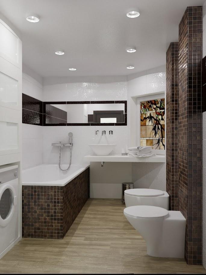 Дизайн ванной разработка