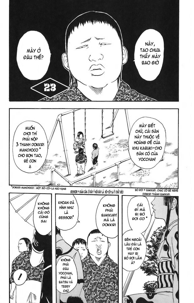 Gintama Chap 23 page 2 - Truyentranhaz.net