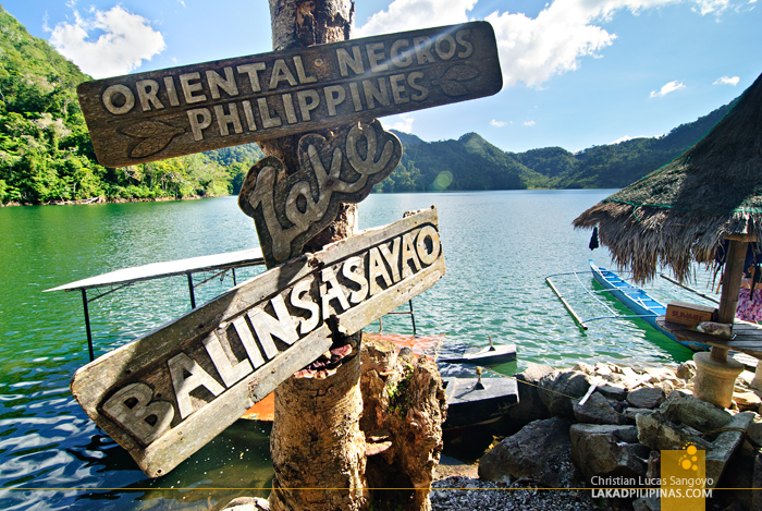 The Twin Lakes of Balinsasayao