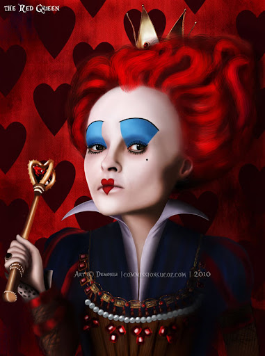 Red Queen, de Ellechups