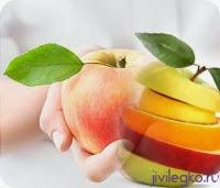 яблочное очищение организма