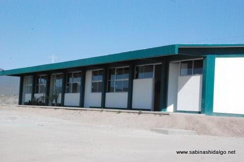 Aulas del Centro de Bachillerato Tecnológico Agropecuario No. 249