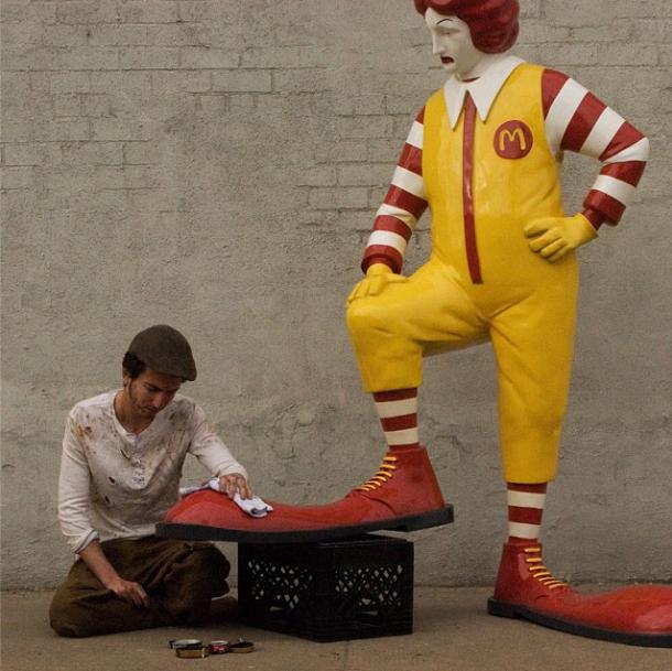 Banksy para el hombre común
