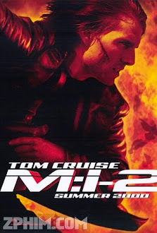 Nhiệm Vụ Bất Khả Thi 2 - Mission: Impossible 2 (2000) Poster