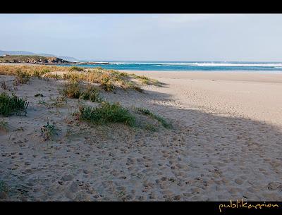 Praia de Sabón, Costa Da Morte, A Coruña