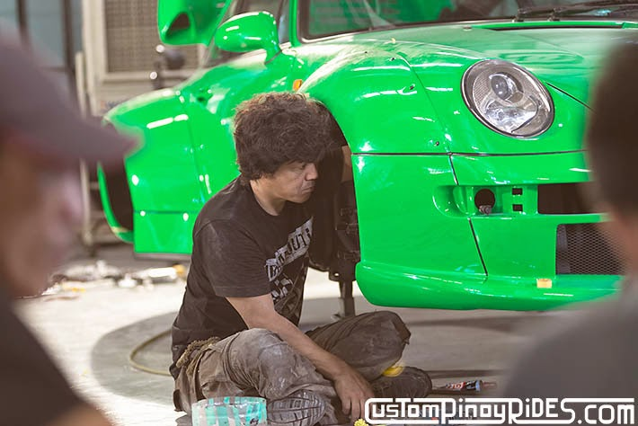 Nakai-San builds RWB Manila 5 MENAGE A TROIS The Build Up Custom Pinoy Rides Car Photography Philippines Philip Aragones pic1