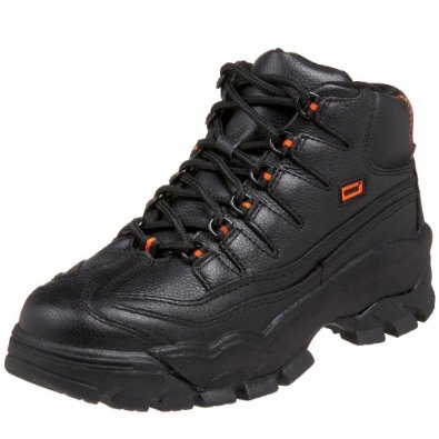 3c3f222a2ea WORX by Red Wing Shoes Men's 5501 Steel Toe Athletic Work Mid,Black ...