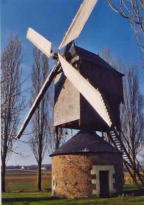 Moulin chandelier du Patouillet