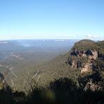 panorama of narrow neck looking at warragamba (48980)