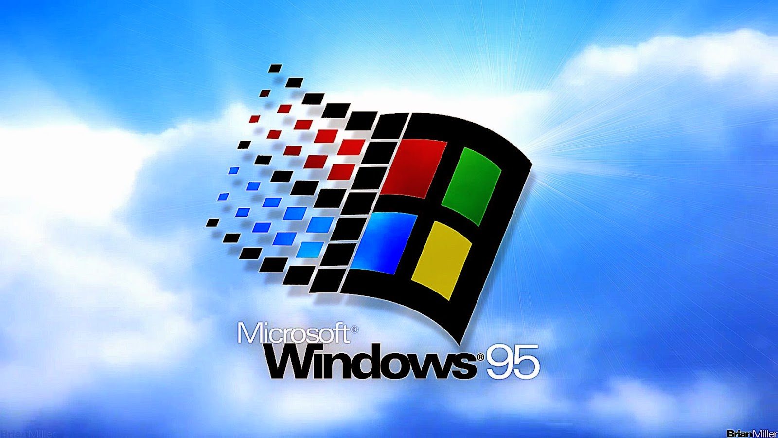 Windows 95 Widescreen Wallpaper   Page 2   OS Customization Tips