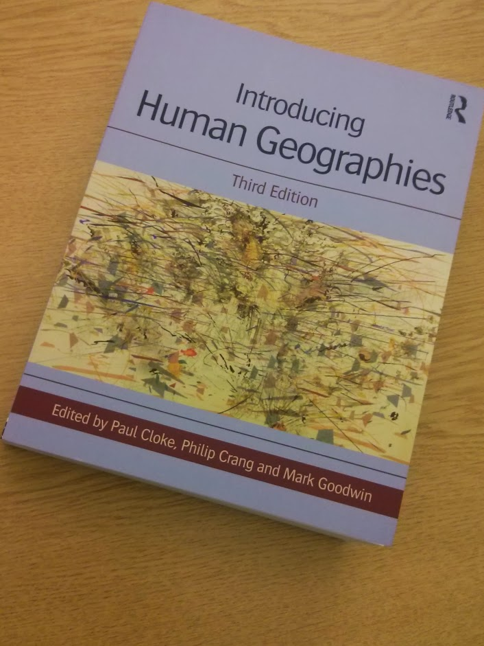 Introducing human geographies, third edition: paul cloke, philip.