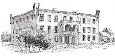 Pałac w Górzynie