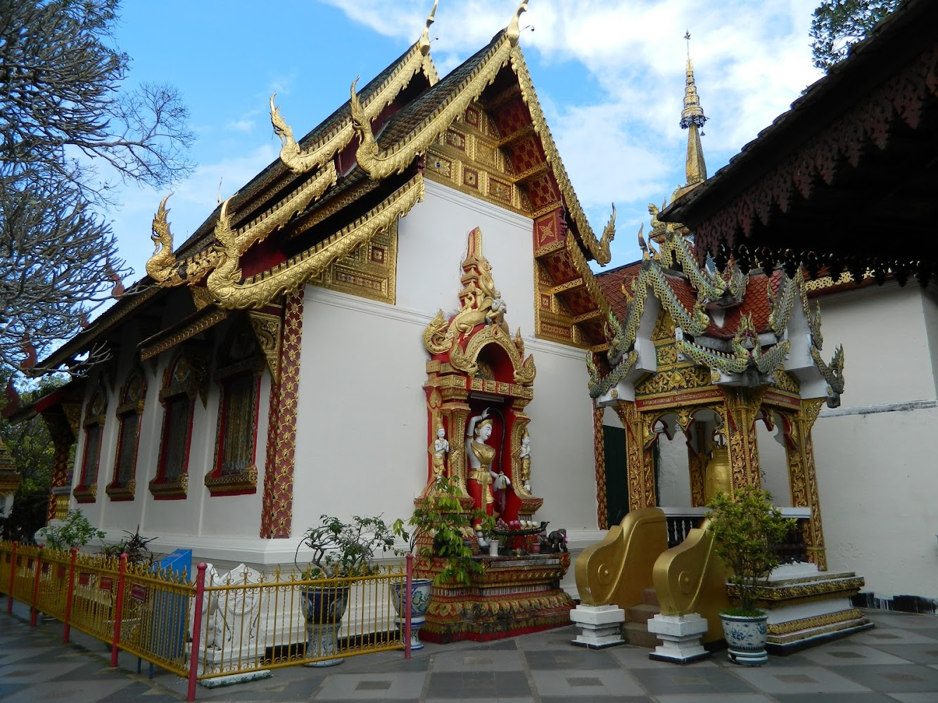 Temples and Idols in Thailand
