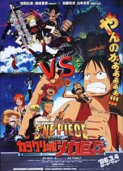 Đảo Hải Tặc - One Piece