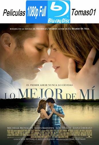 Lo mejor de mí (The Best of Me) (2014) BRRipFull 1080p