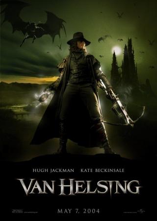 Khắc Tinh Ma Cà Rồng - Van Helsing