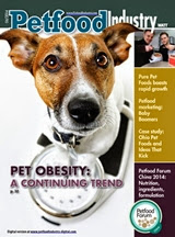 Petfood Industry magazine 06/2014 cover