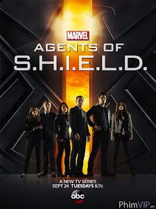 Đặc Vụ S.h.i.e.l.d - Agents Of S.h.i.e.l.d Season 1 poster