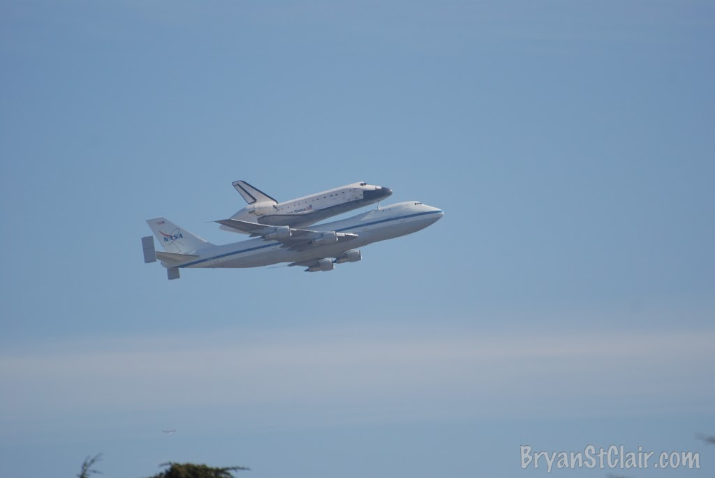 NASA Endeavour Shuttle