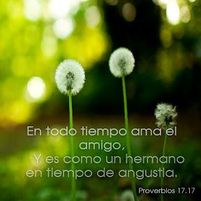Proverbios 17.17