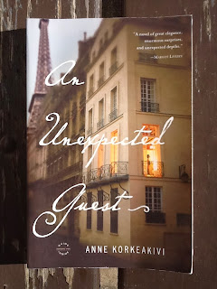 french village diaries book review An Unexpected Guest by Anne Korkeakivi