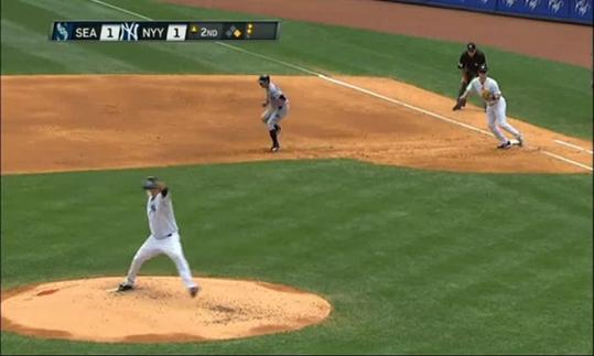 【動画】マリナーズ川崎宗則選手の盗塁フェイクに実況大爆笑