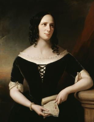 Agnes Strickland (1796-1874)