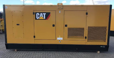 Máy phát điện Caterpillar 45kva – 2000kva