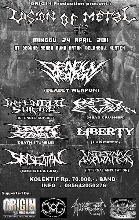 Vision Of Metal #2
