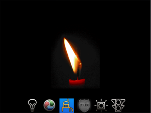 Flashlight v1.0 BlackBerry