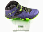 lebrons soldier 7 joker ounce Weightionary