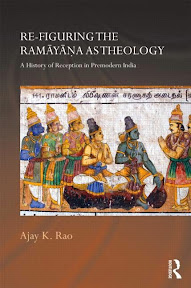 [Rao: Re-figuring the Rāmāyaṇa as Theology, 2015]